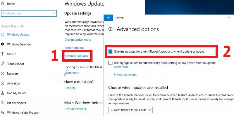 Windows Update Components Must Be Repaired 2018