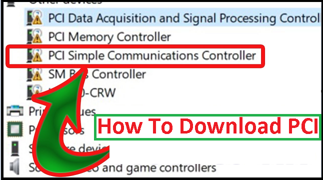 windows 10 pci data acquisition and signal processing controller