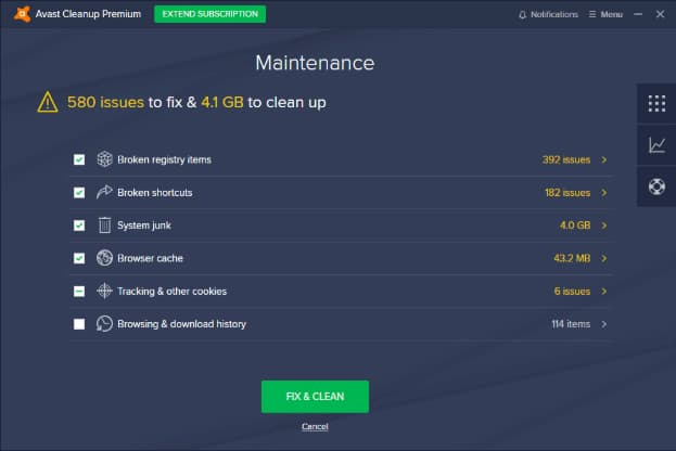 Avast Cleanup Premium 2020 Review